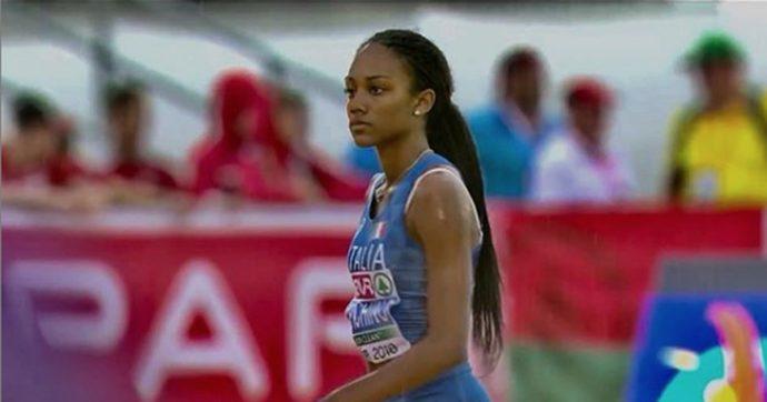 Europei di Atletica Under 20, Larissa Iapichino come mamma Fiona May nel 1987: 6,58 e oro nel salto in lungo
