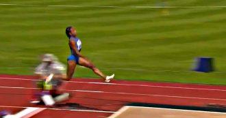 Europei Atletica Under 20, il salto da medaglia d'oro di Larissa Iapichino. Così la figlia di Fiona May replica l'impresa della mamma