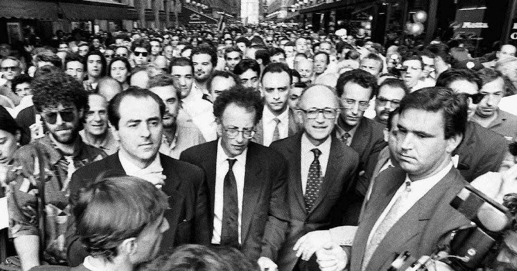 """Borrelli, l'intervista su Tangentopoli del 2002: """"La politica non vuole legalità. Ma abbiamo gettato un seme"""""""