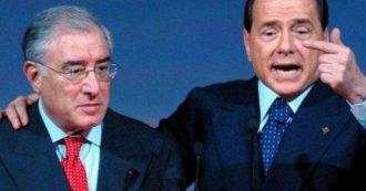 """Trattativa Stato mafia, Berlusconi indagato a Firenze. La moglie di Dell'Utri: """"Perché non testimonia? È in gioco la vita di Marcello"""""""