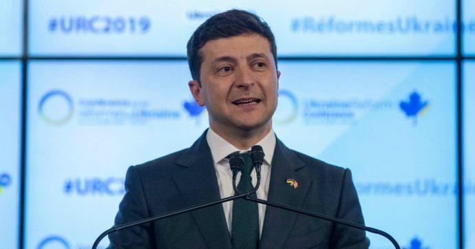 Ucraina, il partito di Zelensky verso la maggioranza nelle elezioni legislative