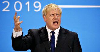 """Brexit, Johnson: """"Accordo precedente inaccettabile, o troviamo soluzione o sarà no deal"""". Commissione Ue: """"Non ridiscutiamo"""""""