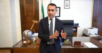 """Autonomia, Di Maio: """"Va fatta ma bene. Se si gioca a spaccare l'Italia non lo permetto"""""""