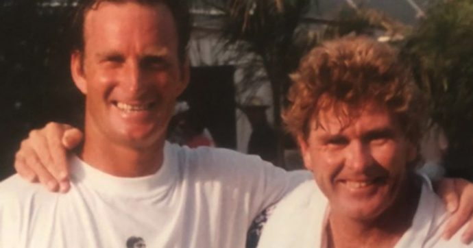 Peter McNamara, è morto a 64 anni il tennista australiano
