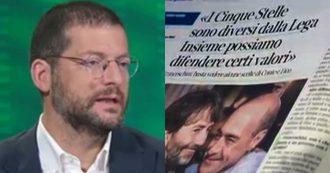 Pd, Romano: 'Franceschini apre a intesa con M5s? Parole sbagliatissime e piene di banalità'