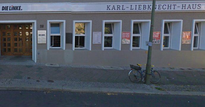 Berlino, evacuata sede del partito Die Linke per allarme bomba: la minaccia per mail