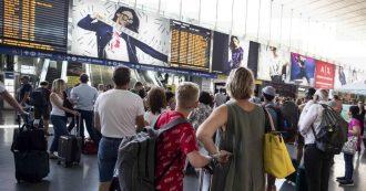 """Firenze, manomessa cabina Tav: """"Rogo doloso"""". Ritardi treni fino a 4 ore. Ferrovie: """"Dalle 13.30 garantito 100% servizio tra Roma e Firenze"""""""