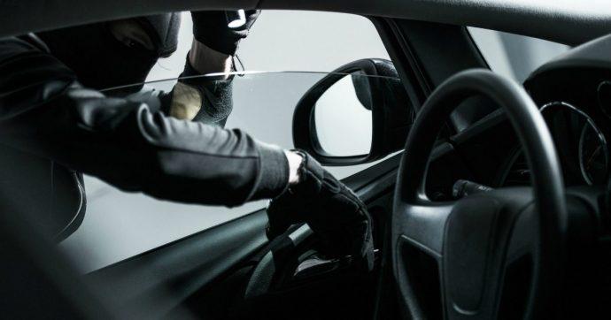 Furti auto, in calo nel 2019. Ma è sempre più difficile ritrovare le vetture rubate