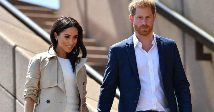 """Principe Harry: """"Io e Meghan Markle avremo solo 2 figli, il pianeta è uno stagno"""""""