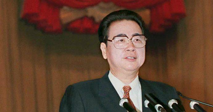 Cina, morto Li Peng: da premier annunciò la legge marziale durante le proteste di piazza Tienanmen