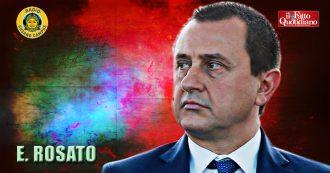 """Pd, Rosato: """"Intesa con M5s? No. Noi alleati di Berlusconi ma non c'era Toninelli ministro"""""""