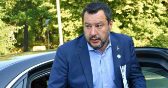 """Bibbiano, la visita di Salvini. Pd: """"Passerella di dubbio gusto"""". Lui: """"Lo dicano a genitori. Entro agosto al via commissione d'inchiesta"""""""