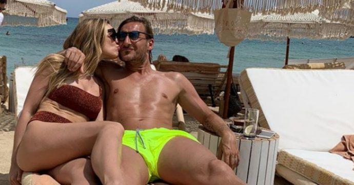 """Francesco Totti: """"Quando incontro Ilary per casa la saluto e le chiedo 'signora tutto bene? Le serve qualcosa?'"""""""