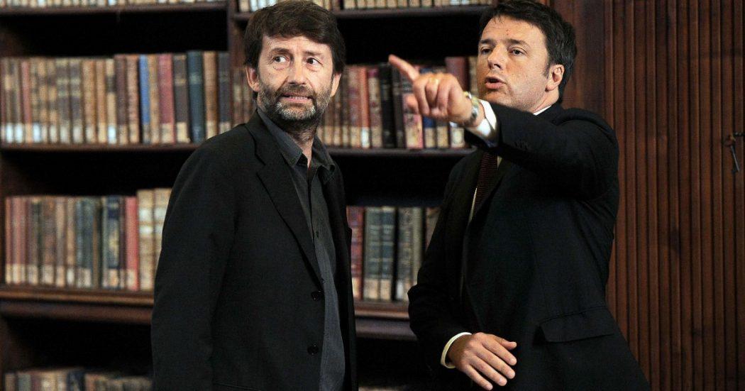 Franceschini apre ai 5 Stelle, Renzi lo insulta
