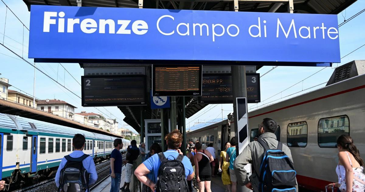 """Caos treni in tutta Italia: """"Sabotaggio anarchico"""""""