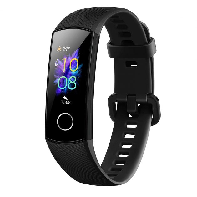 Honor Band 5 è il braccialetto fitness che monitora il livel