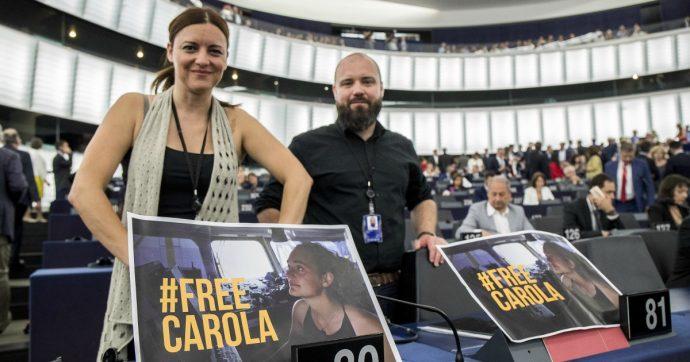 Carola Rackete, il 3 ottobre la comandante della Sea Watch parlerà al Parlamento Ue
