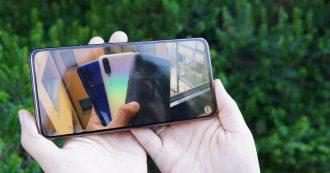 Samsung Galaxy A80, lo smartphone con fotocamera rotante che affascina, ma costa tanto