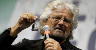 """Coronavirus, Grillo: """"Reddito universale per uscire dalla crisi. Risorse? Dalle tasse sui grandi patrimoni"""". Pd, M5s e Leu: """"Al lavoro per aiuto d'emergenza"""". Renzi e Forza Italia contrari: """"Pensare a economia"""""""