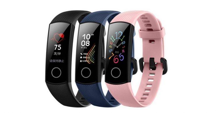 Honor Band 5 è il braccialetto fitness che monitora il livello di ossigeno nel sangue