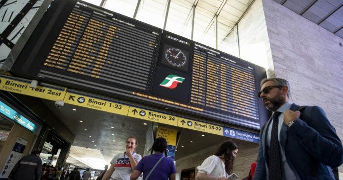 Sciopero trasporti: oggi si fermano treni, metro, bus e navi. Venerdì tocca agli aerei