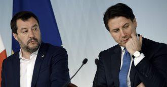 """Lega-Russia, Salvini su Conte: """"Le sue parole mi interessano meno di zero"""". E attacca: """"I fondi da Mosca? Fantasy dell'estate"""""""