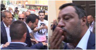 """Lega-Russia, Conte ha sbugiardato la versione di Salvini? Il ministro non risponde ai giornalisti: """"Bacioni, divertitevi"""""""
