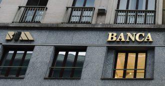 """Banche, piazzetta Cuccia: """"In Italia 64mila dipendenti in meno in dieci anni: calo del 18,9% contro media Ue del 17%"""""""