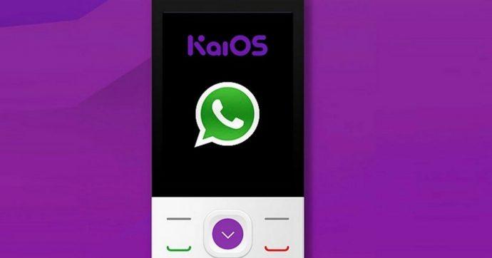WhatsApp sbarca su milioni di feature phone, cioè i telefonini vecchio stile