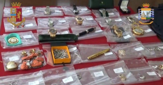 Palermo, sequestrati gioielli per un milione di euro al figlio del boss. Aveva un negozio nel quadrilatero della moda a Milano