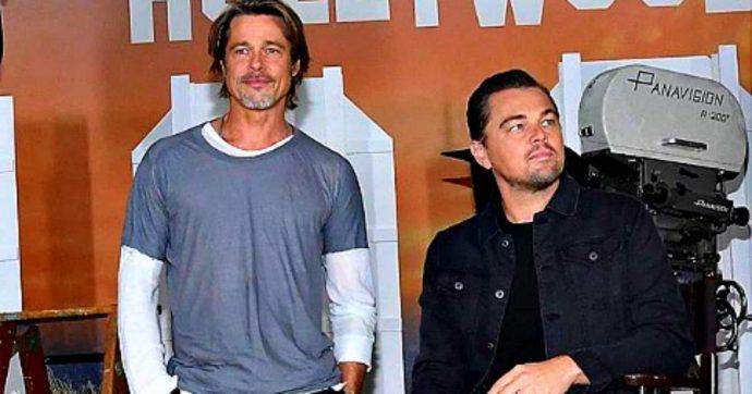 """Brad Pitt: """"Leonardo DiCaprio è insopportabile, non sa recitare"""""""