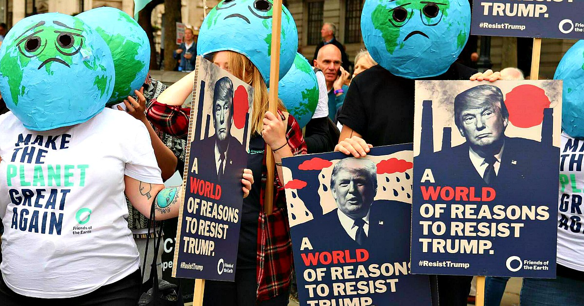 Emergenza climatica, le multinazionali cambiano maschera. E il rischio estinzione diventa un business