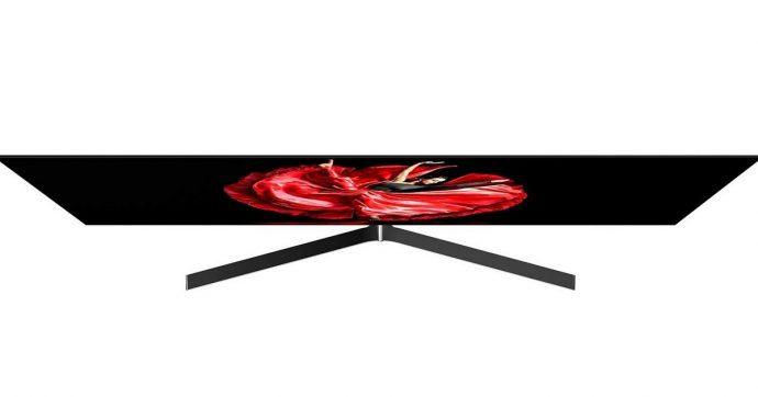 HiSense H55O8B OLED, il TV da 55 pollici e risoluzione 4K a un prezzo competitivo