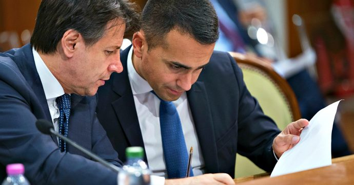 """Crisi, Di Maio: """"La Lega ha fatto cadere il primo governo vicino al popolo. Da un anno guardava i sondaggi, ma l'inganno si paga"""""""