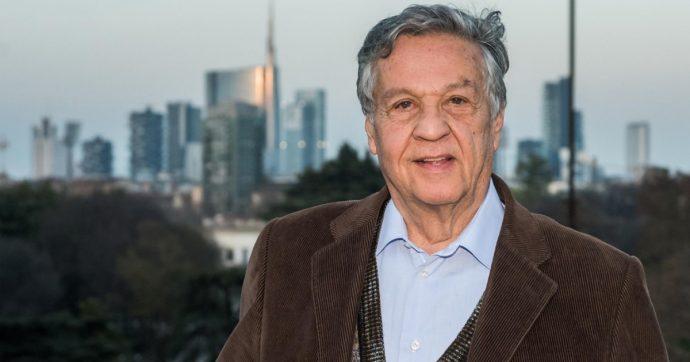 """Renato Pozzetto: """"Umberto Bossi mi ha aiutato quando ho avuto problemi in Rai. Salvini? Cosa vuoi dire a uno che fa il 40%? Che è un pirla?"""""""