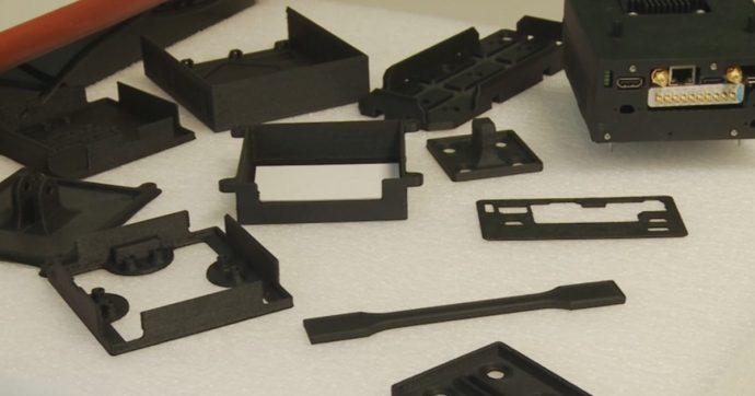 I componenti dei droni si stampano in 3D grazie alla tecnologia italiana
