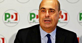"""Crisi, Zingaretti chiude a Renzi: """"Governo per fare la manovra è regalo a destra pericolosa"""". Marcucci: """"Serve esecutivo, nessuna divisione"""""""