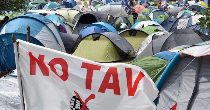 No Tav, saluti dal campeggio contro il tunnel più lungo del mondo
