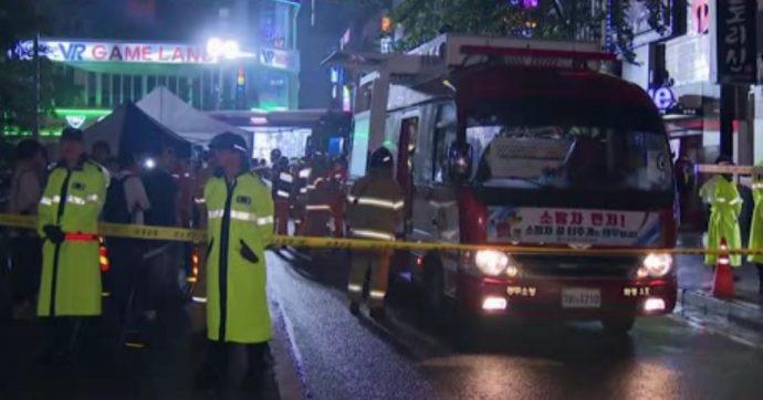 Corea del Sud, crolla la balconata di una discoteca: 2 morti, feriti 8 atleti dei Mondiali di nuoto