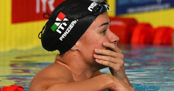 Gregorio Paltrinieri medaglia d'oro nei 1500 stile libero agli Europei di nuoto a Glasgow. Margherita Panziera prima nei 200 dorso