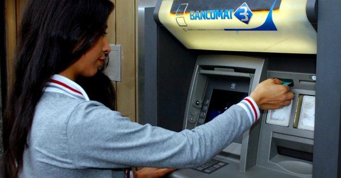 Sciopero portavalori, l'1 e il 2 agosto a rischio i prelievi agli sportelli Bancomat e in filiale