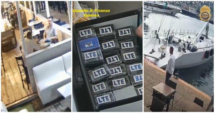 'Ndrangheta, 368 kg di cocaina in veliero dalla Colombia a Genova: così agenti Dea sotto copertura hanno incastrato i narcos calabresi