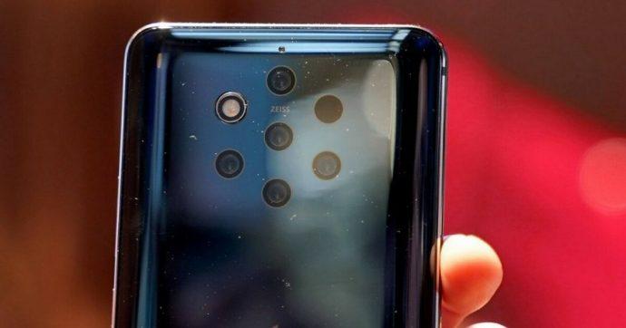 Nokia 9.1 PureView metterà in campo connettività 5G e software fotografici evoluti
