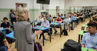 Scuola, via libera del Ministero delle Finanze all'assunzione di 53mila docenti entro il 2020