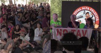 """No Tav, al Festival alta felicità l'assemblea sulle prospettive di lotta: """"Non esistono governi amici"""""""