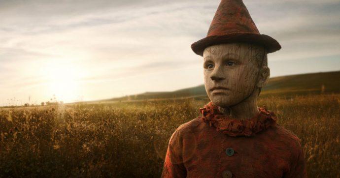 Pinocchio, ecco la prima fotografia del burattino di Collodi secondo Matteo Garrone