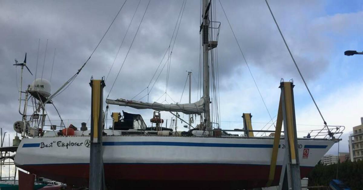 Best Explorer, la nave del Passaggio a Nord Ovest riparte alla volta dell'Artico. Buon vento!