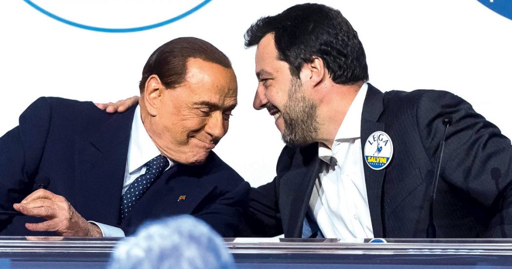 Tav, l'inciucio di B. e Salvini per la mozione contro i 5S
