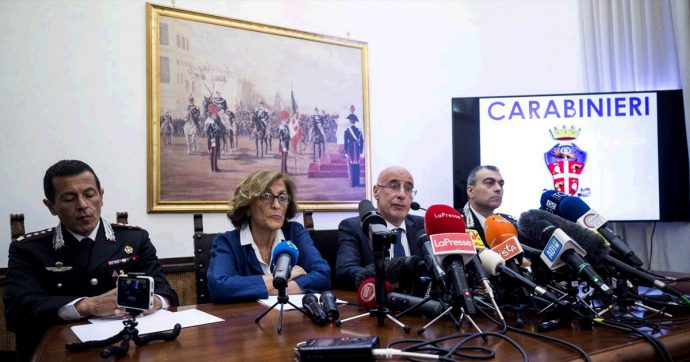 """Carabiniere ucciso, generale Gargaro: """"Cerciello Rega non aveva la pistola, forse dimenticata. Con sé solo le manette"""""""