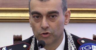 """Roma, comandante provinciale carabinieri: """"Disappunto per le ombre sollevate sulla vicenda. Cerciello aveva dimenticato la pistola"""""""